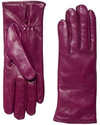 8 by YOOX Gloves - Purple