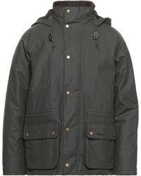 Barbour Coat - Green