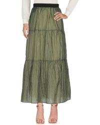 Jucca   Long Skirt   Lyst
