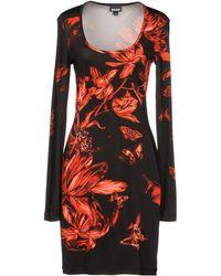 Just Cavalli Short Dress - Red