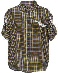 Denim & Supply Ralph Lauren Camisa - Marrón