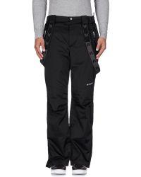 Vuarnet Ski Trousers - Black