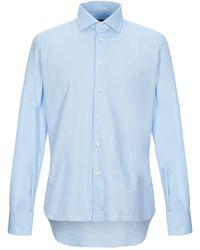 Henry Smith Shirt - Blue