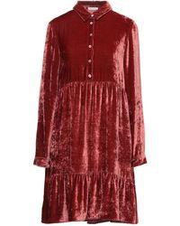 Robert Friedman Vestito corto - Rosso