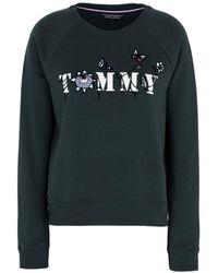 Tommy Hilfiger Sweatshirt - Green