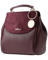 be Blumarine Backpacks & Fanny Packs - Purple