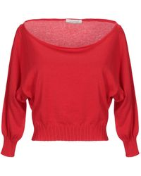 ALTEЯƎGO Pullover - Rot