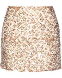 DSquared² Mini-jupe - Neutre