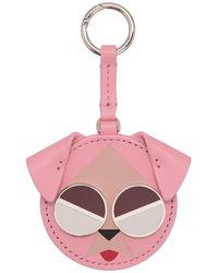 Kate Spade Key Ring - Pink