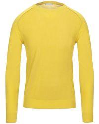 Paolo Pecora Jumper - Yellow