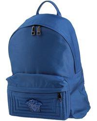 Versace Backpacks & Bum Bags - Blue