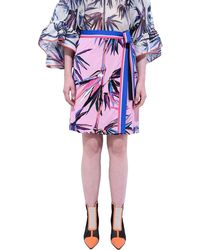 Emilio Pucci - Knee Length Skirt - Lyst