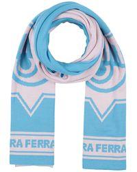 Chiara Ferragni Scarf - Blue