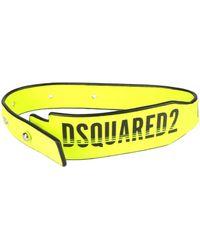 DSquared² Bracelet - Yellow
