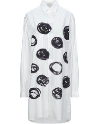 Yohji Yamamoto Hemd - Weiß