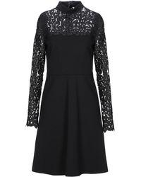 Elie Tahari Short Dress - Black