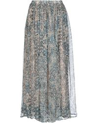 Mes Demoiselles Long Skirt - White