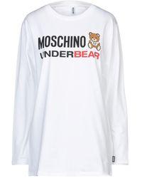 Moschino Undershirt - White