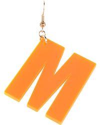 MSGM - Earring - Lyst