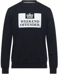 Weekend Offender Sweatshirt - Black