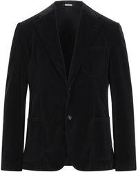 Massimo Alba Suit Jacket - Black