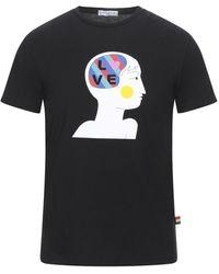 JC de Castelbajac Camiseta - Negro