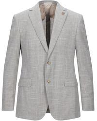 Pal Zileri Suit Jacket - Natural