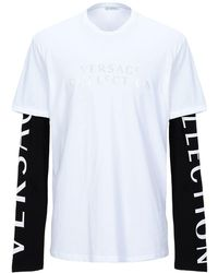 Versace Camiseta - Blanco