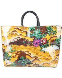 DSquared² Handbag - Yellow