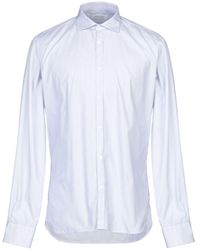 Aglini Shirt - White