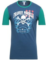 Frankie Morello T-shirt - Blue