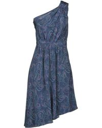 Girl by Band of Outsiders - Short Dress - Lyst