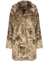 5preview Teddy Coat - Natural