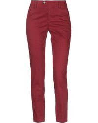 AT.P.CO Trouser - Red