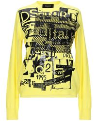 DSquared² Jumper - Yellow