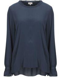 Her Shirt Blouse - Blue