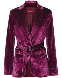 Sies Marjan Suit Jacket - Purple