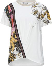 Desigual T-shirt - White