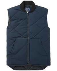 J.Crew Synthetic Down Jacket - Blue