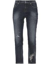 Cambio Denim Trousers - Black