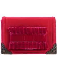 Tipe E Tacchi Handbag - Red