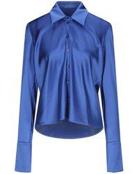 Balenciaga Camisa - Azul