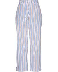 Momoní Casual Trouser - Blue