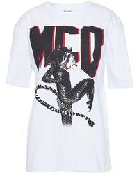 McQ T-shirt - Blanc