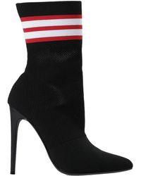 Steve Madden Ankle Boots - Black