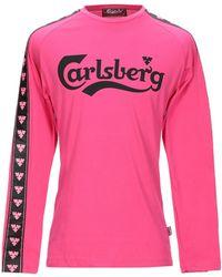 Carlsberg T-shirt - Rosa