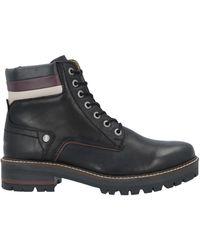 Wrangler Ankle Boots - Black