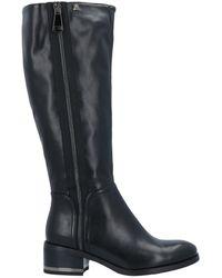 Laura Biagiotti Knee Boots - Black