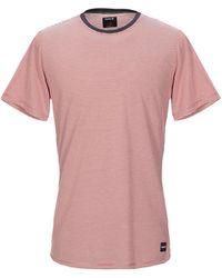 Hurley T-shirt - Brown