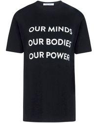 Prabal Gurung Camiseta - Negro